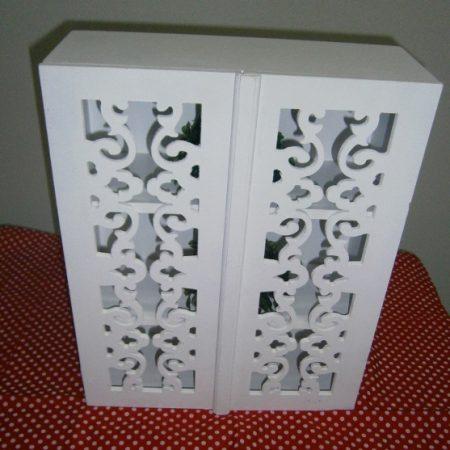 mini-armário 2 portas