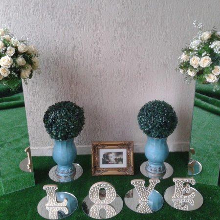 kit decoração casamento