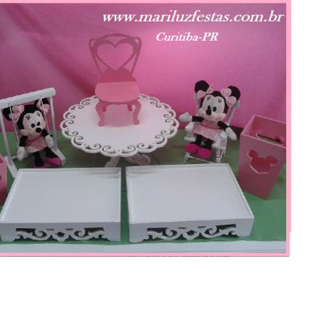 kit provençal básico nº 7 Minnie rosa
