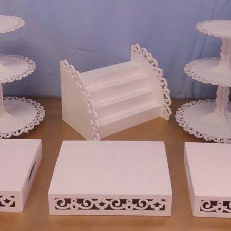 kit torre cupcake