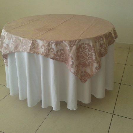 toalha mesa redonda