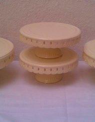kit 4 peças amarelo algodão