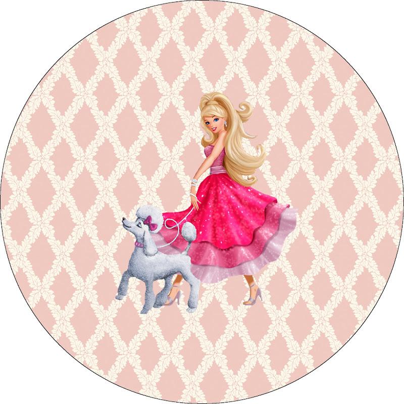 Tag Barbie Moda E Magia Decoracao Provencal Curitiba Mariluz